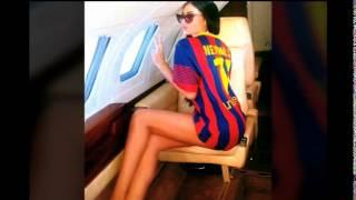 Em boa fase no Barcelona e separado da atriz Bruna Marquezine há alguns meses, o atacante Neymar parece viver um novo amor. É a modelo sérvia Soraya Vucelic, de 28 anos. De acordo com o jornal britânico Mail, o craque teria fretado um avião para buscar a modelo na Sérvia.