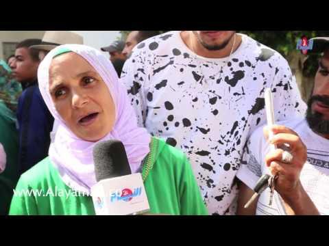 تصريح مؤثر لجدة الطفلة المختطفة: نهار فاش خطفوها نهار رجعات