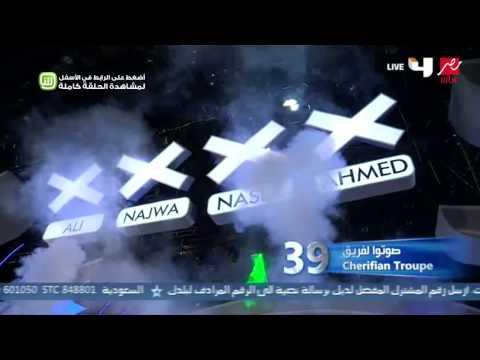 Arabs Got Talent - النصف نهائيات - Cherifian Troupe