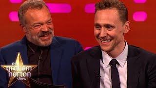 Graham Norton LOVES Tom Hiddleston