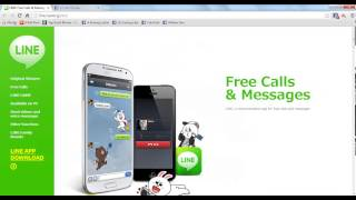 How To Download, Install And Use Line On PC