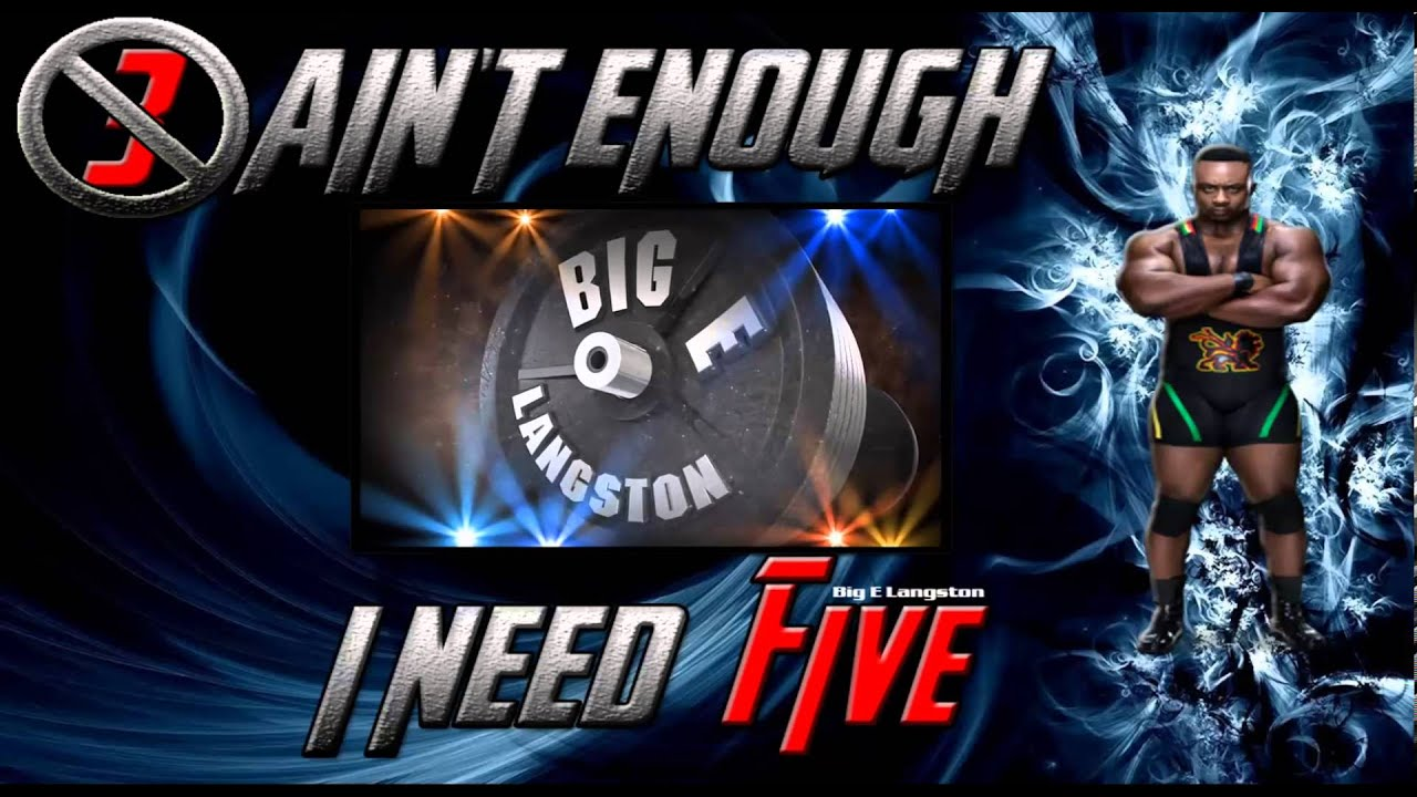 Big e langston new titantron amp new theme song 2013 with download link