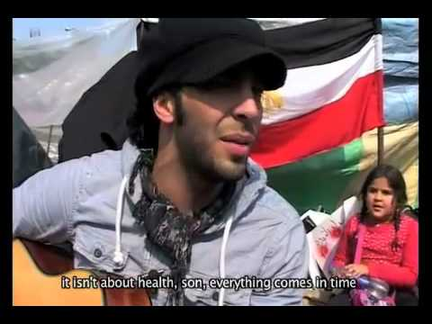 Ramy Essam The singer of egyptian revolution 25jan