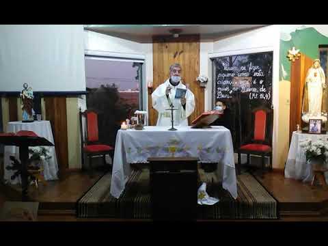 Santa Missa | 20.08.2021 | Sexta-feira | Padre Robson Antônio | ANSPAZ