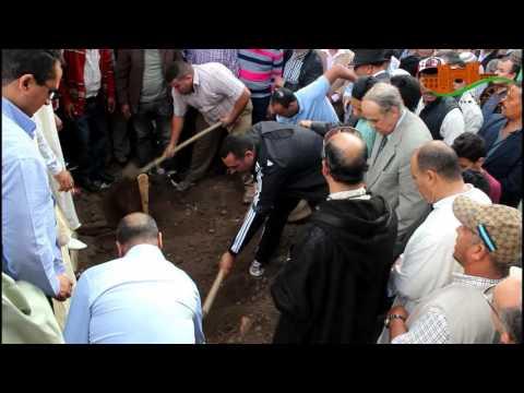 تشييع جنازة الهاشمي الطود