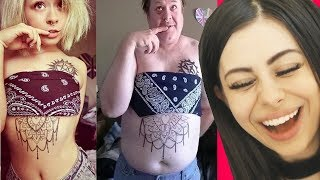 Parents Who Copied Their Kids Selfies!