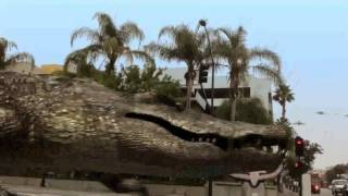 Mega Shark Vs. Crocosaurus Trailer 1