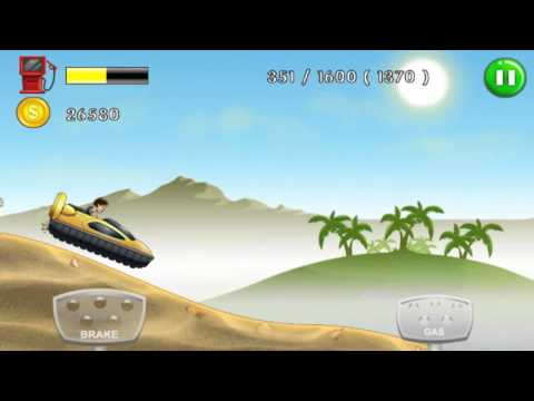 Mountain Climbing: Hill Race Android - ALL VEHICLES & STAGES