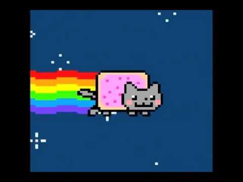 Nyan Cat MEme Song !!!!!