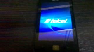 Hard Reset LG E510f