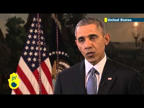 Putin's Crimean War - Obama rules out military option but promises tough diplomacy   from YouTube by