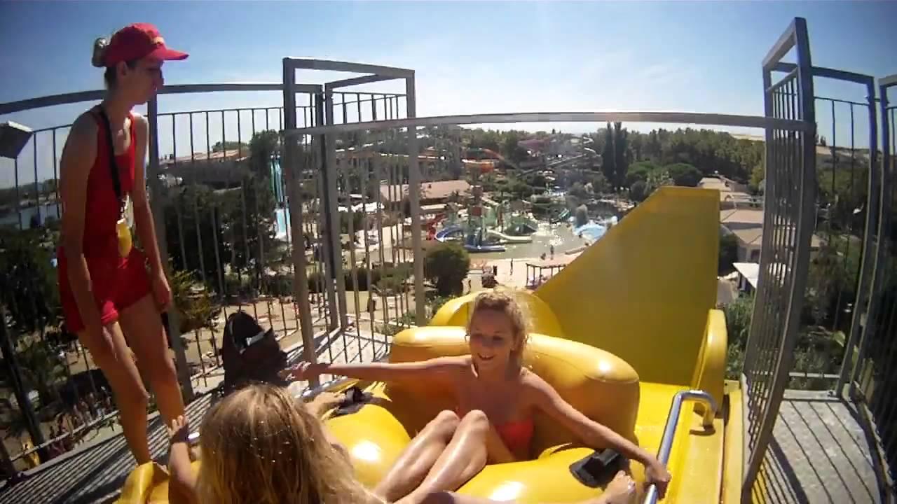 Aqualand Cap dAgde - YouTube