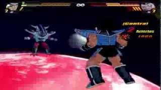 Dragon Ball Z Budokai Tenkaichi 3 Version Latino *Toma Vs