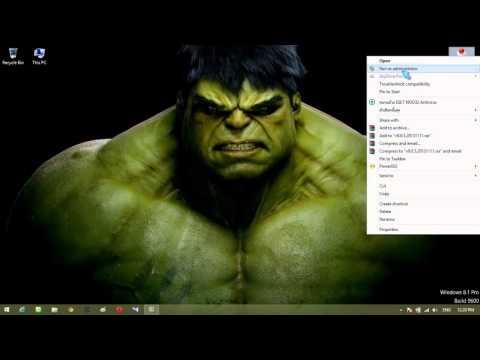 Activator Windows 8.1 Pro RTM Activator Build 9600 *100%*