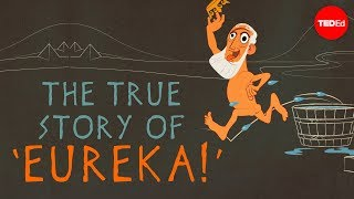 The real story behind Archimedes' Eureka! - Armand D'Angour
