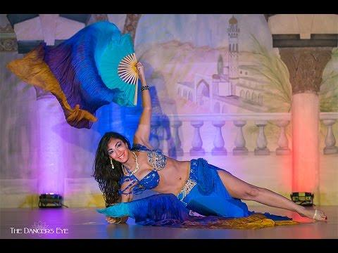 Oriental & Then Fun Improv Surprise at Bellydance Masters 2015 Orlando, FL