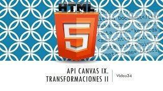 Curso de HTML 5. Parte 34