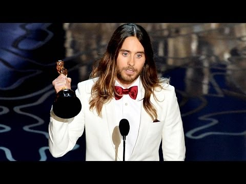 Jared Leto Thanks Mom In Oscars Best Supporting Actor Speech 2014