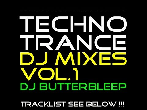 TECHNO TRANCE DJ MIXES 2013 ANDREAS LOTH = DJ BUTTERBLEEP (ELECTRO - MINIMAL - TECH HOUSE - ACID)