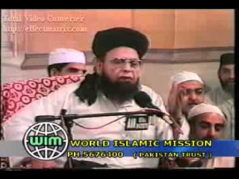 Hazrat Allama Maulana Shah Ahmad Noorani Siddiqui (R.A)
