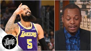 Why Tyson Chandler's Lakers debut means so much for LA | The Jump