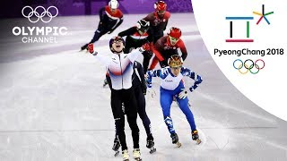 The first medals of PyeongChang | Highlights Day 1 | Winter Olympics 2018 | PyeongChang