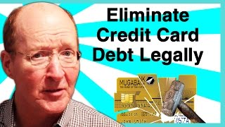 How To Eliminate Credit Card Debt Legally How To Deal