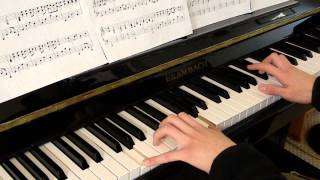 Bruno Mars When I Was Your Man (Piano)