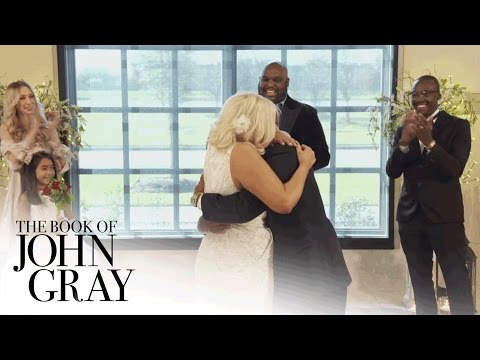 Pastor Gray Marries Kelly and Cleon | Book of John Gray | Oprah Winfrey Network