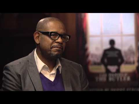 THE BUTLER: Forest Whitaker Interview