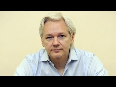 Julian Assange on Being Placed on NSA Manhunting List & Secret Targeting of WikiLeaks Supporters 2/2