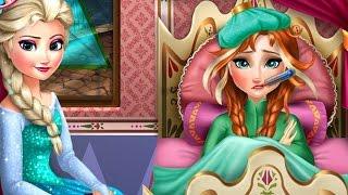 Disney Frozen Anna Frozen Flu Doctor Princess Anna
