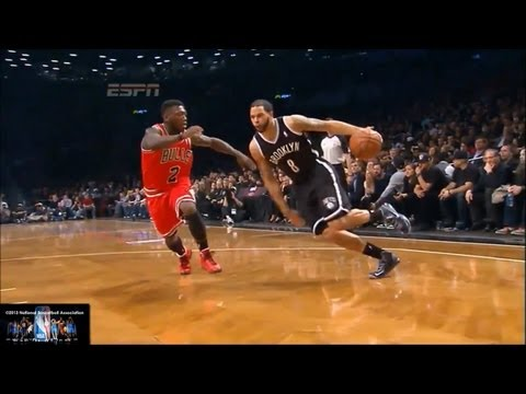 Deron Williams Offense Highlights 2012/2013 Part 2