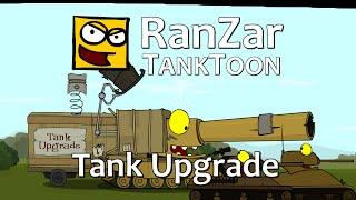 Tanktoon - Upgrade tanku