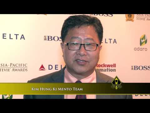 Kim Hung Ki Mentor Team wins at the 2014 Asia-Pacific Stevie Awards