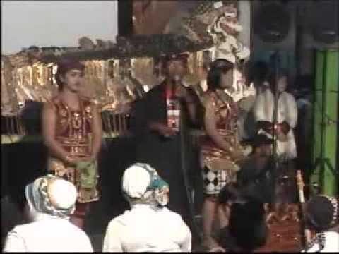 Wayang Kulit Ki Enthus Susmono - Sengkuni Sang Provokator Terbaru 2014 Part 1