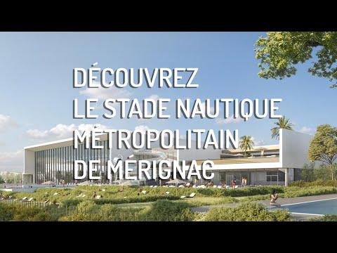 Découvrez le futur Centre aquatique métropolitain de Mérignac