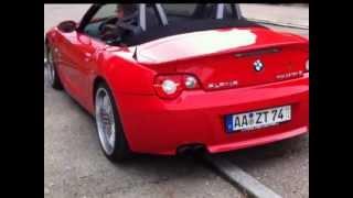 BMW Z4 Alpina Roadster S