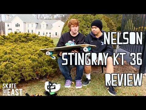 Nelson Stingray KT 36 Review