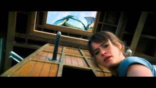 "Percy Jackson: Sea Of Monsters ""obstacle Tower"" Scene"
