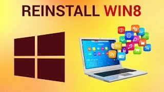 How To Reinstall Windows 8