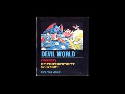 Devil World - Pat the NES Punk