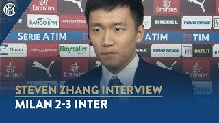 """MILAN 2-3 INTER 