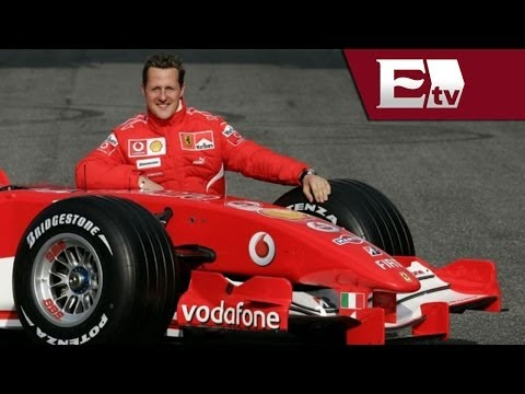 Schumacher sale del coma y abandona el hospital / Titulares Vianey Esquinca