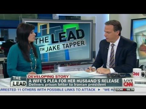 Jordan Sekulow & Naghmeh Abedini on CNN: Gives Letter to Iranian Delegation