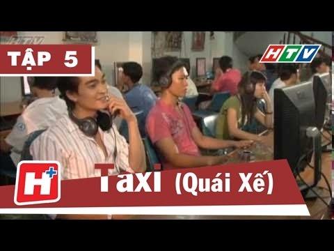 Taxi  Phim hành động Việt Nam  Tập 05