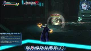 DC Universe Online Electric Power Set
