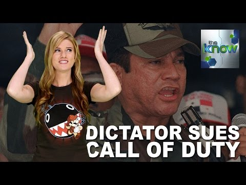 Former Dictator Sues Over Call of Duty - The Know