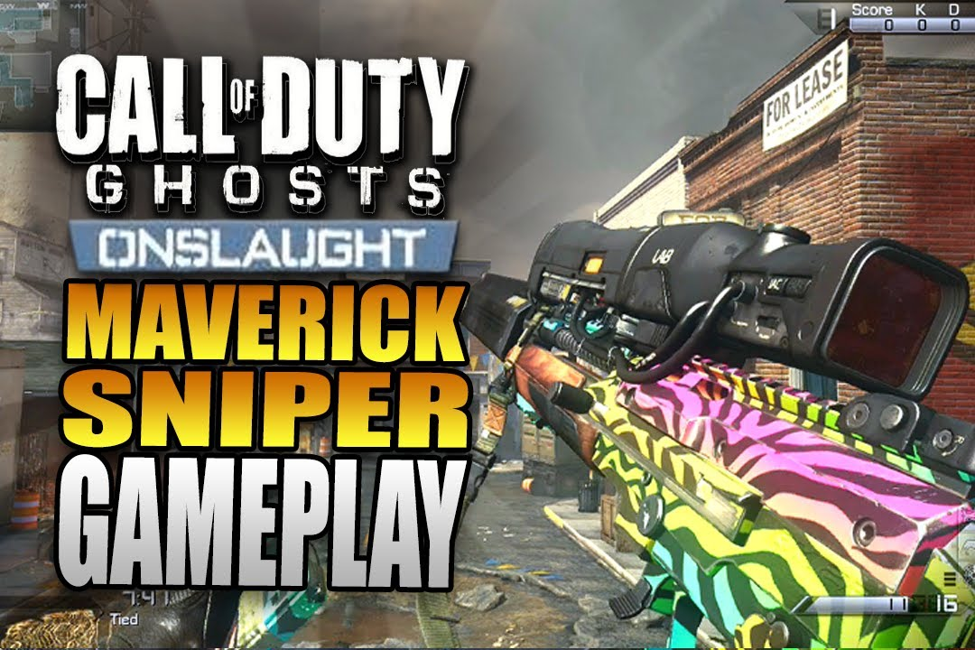 Call Of Duty Ghosts - YouTube
