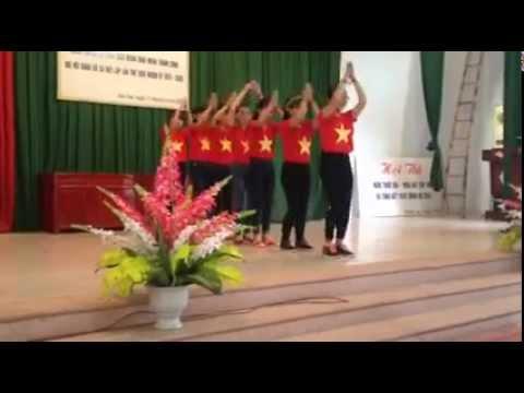 Việt Nam Ơi ! Do các thành viên ở Đội 1 Việt Lập Tân Yên Bắc Giang Trình Bày